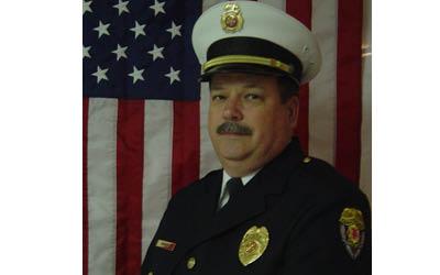 Chief Barrow retires