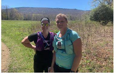 Grayson Highlands run